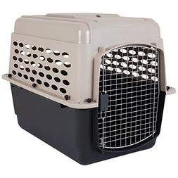 Petmate Vari Kennel Heavy-Duty Dog Travel Crate No-Tool Asse