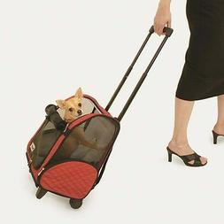 Snoozer Pet 4 in 1 Wheel Around Dog Carriers available in 2