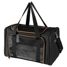 X-ZONE PET Airline Approved Pet Carriers,Soft Sided Collapsi