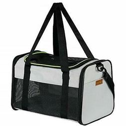 Akinerri Airline Approved Pet Carriers,Soft Sided Collapsibl