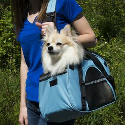 all season pet tote carrier with weather