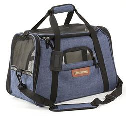 Pawfect Pets Airline Approved Pet Carrier Soft-Sided Cat Car