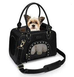 Cat or Dog Carrier Purse with Shoulder Strap New RETAIL $69
