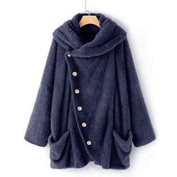 Women's Coat for Winter, Seaintheson New Womens Casual Soft