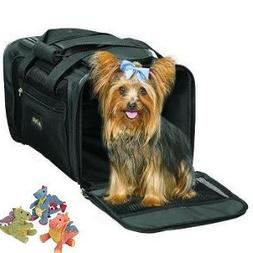 Sherpa Delta Airlines Deluxe Pet Dog Cat Carrier Airline App