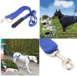 AOBILEDog Leash Instant Trainer Training for Large Dogs Pet