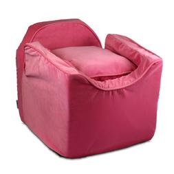 Dog Supplies Luxury Lookout I Dog Car Seat - Small / Pink /