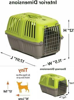 Ess Pet Carrier For Dogs Cats for Home Or Traveling Carrying
