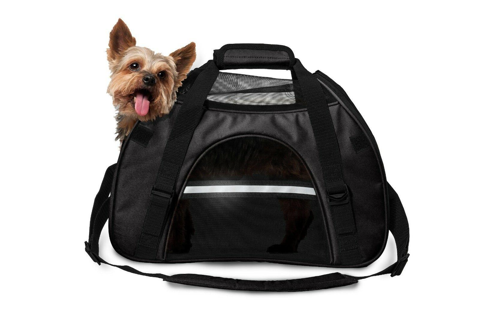 FurHaven All Tote Carrier with Guard