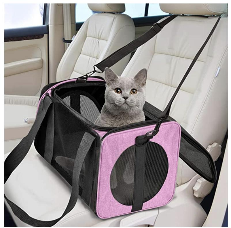 Cat Carriers Medium Cats Dogs Puppies up to