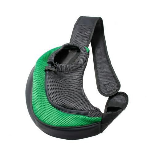 Outdoor Travel Pet Puppy Cat Sling Adjustable Pouch