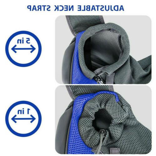 Outdoor Dog Puppy Cat Carrier Sling Adjustable Pouch