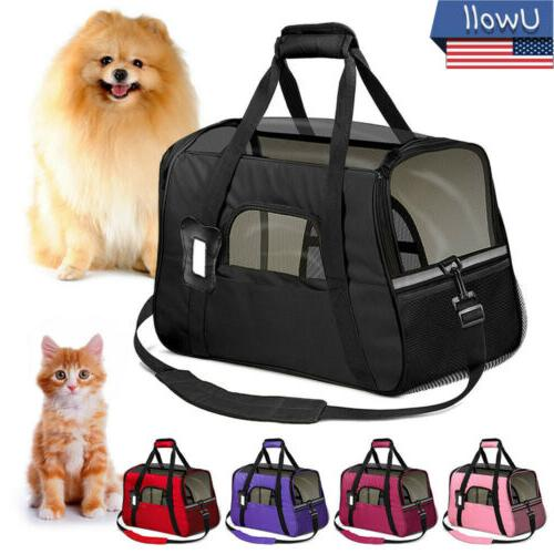 pet outdoor carrier backpack cat dog puppy