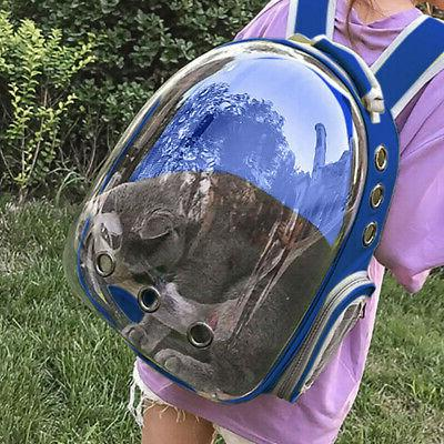 Pet Carrier Space Travel Cat Bag Transparent