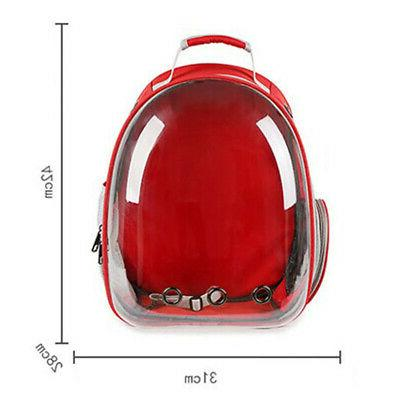 Pet Portable Space Travel Cat Bag Transparent US