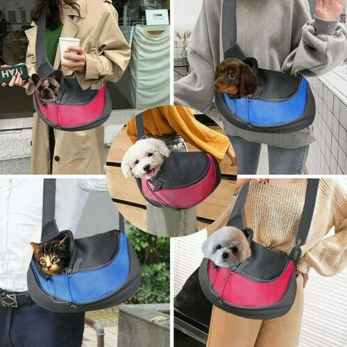 Pet Sling Carry Pack Backpack Carrier Shoulder Bag