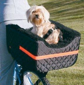 Snoozer Pet Puppy Outdoor Rider Bicycle Bike Lookout Seat Wi
