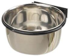 ProSelect 8-Ounce Stainless Steel Coop Cups for Pet Food –