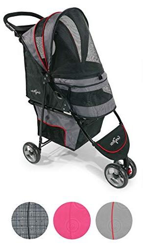 Gen7 Stroller Cats and Portable Wheels
