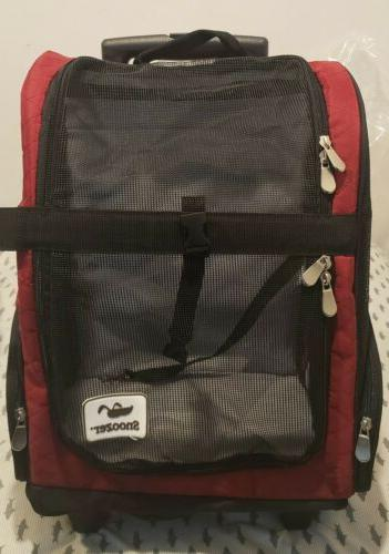 roll around 4 in 1 pet carrier