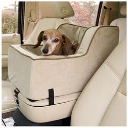 Snoozer Luxury Lookout Console Pet Gear Car Seat, High Back,
