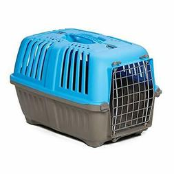 MidWest Homes for Pets Spree Travel Carrier 22-Inch Blue