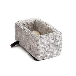 Snoozer Pet Products - Luxury Console Dog Car Seat with Micr