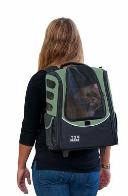 Collapsable Pet Carrier with Hard Cover - Dog & Cat Travel K