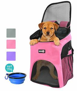 Pet Carrier Backpack Airline Approved Xzone Safety Features