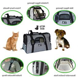pet carrier for small dogs & cats,airline approved premium s