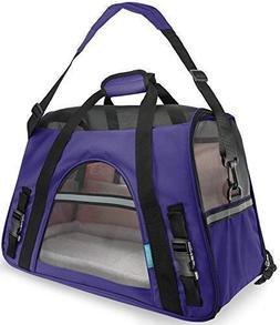 Paws & Pals Airline Approved Pet Carrier - Soft-Sided Carrie