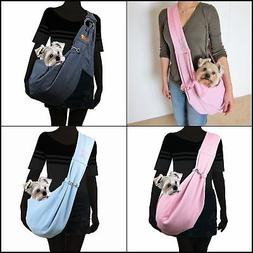 Alfie Pet Chico Reversible Pet Sling Carrier For Small Pets
