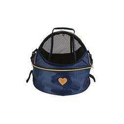 Pet Dog Carrier Dogs Travel Panoramic Dual Zip Airline Appro