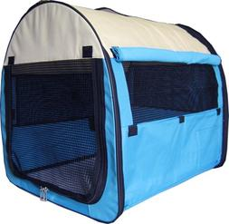 BestPet Portable Pet Home, 24-Inch by 18-Inch by 20-Inch, Me