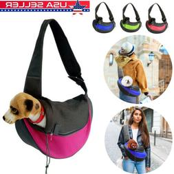 Pet Puppy Small Dog Cat Carrier Comfort Travel Tote Shoulder