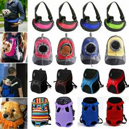 pet small dog cat carrier sling puppy