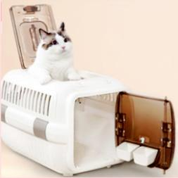 Portable Cat Carrier and Crates,Cat Kennel for Cats,Dogs,har