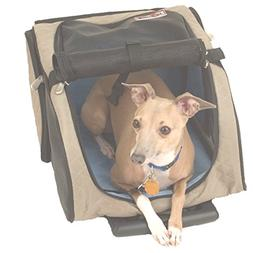 Roll Around Pet Carrier - Large/Khaki