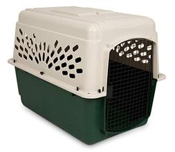 Petmate Ruffmaxx Travel Carrier Outdoor Dog Kennel 360-degre