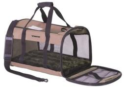 Petmate Soft Sided Kennel Cab Pet Carrier Mesh Pad 2 Doors C