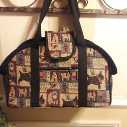 Tapestry Small Dog & Cat  Carrier