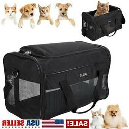usa small large cat dog pet carrier