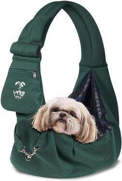 Waterproof Pet Carrier Sling Comfortable Dog Sling Ideal for