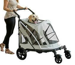 Pet Gear No-Zip Expedition, with push Button Entry for Singl